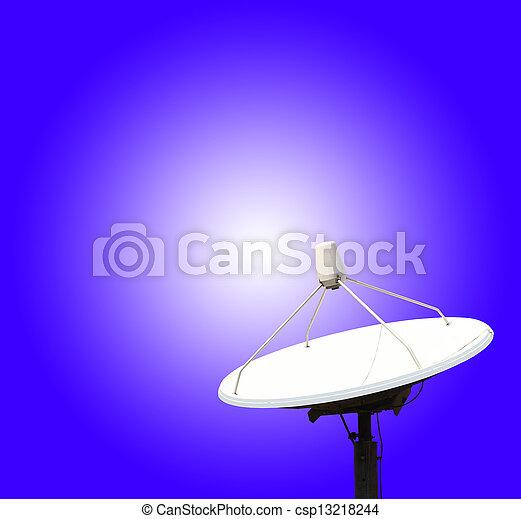 Satellite dish - csp13218244