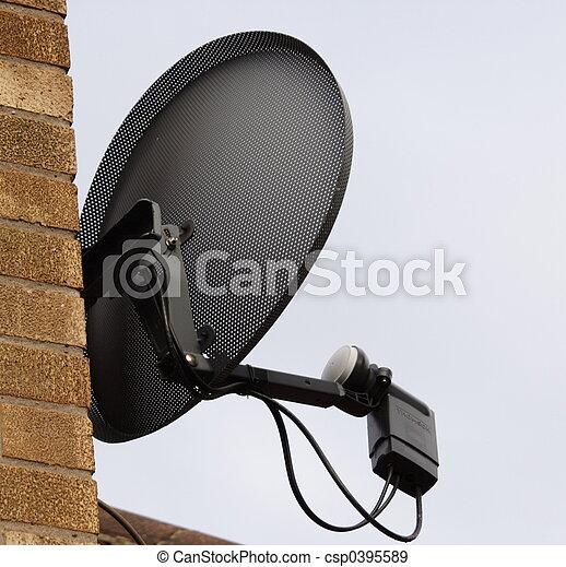 satellite dish - csp0395589