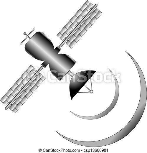 Satellite - csp13606981