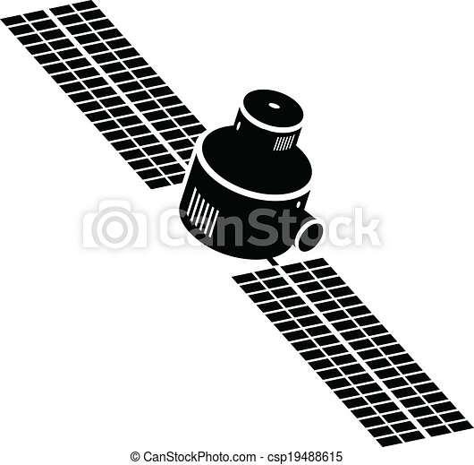 Satellite Icon - csp19488615