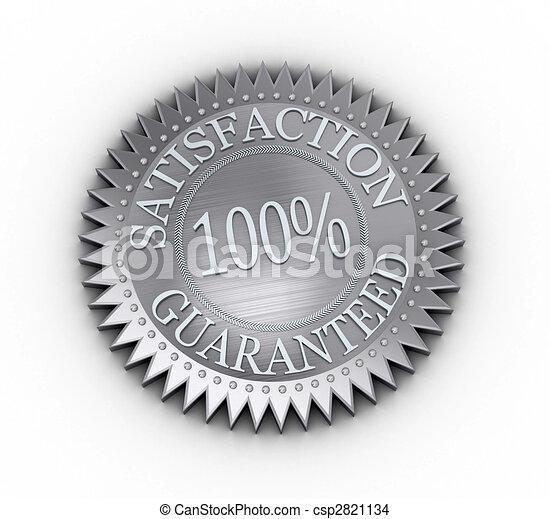 Garantía de satisfacción - csp2821134