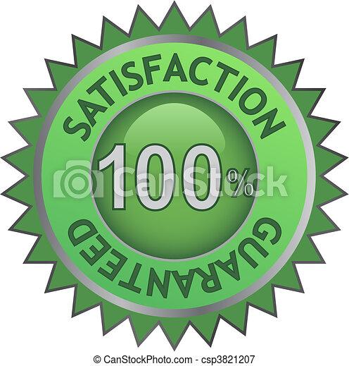 satisfaction guarantee - csp3821207