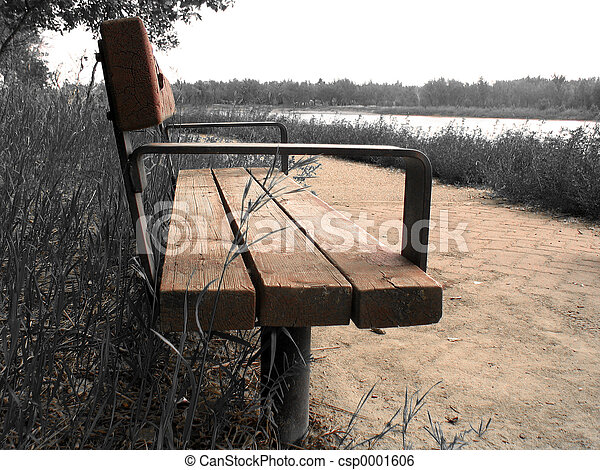 Saturated bench - csp0001606