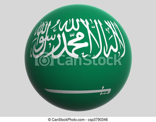 Saudi Arabia - csp3790346