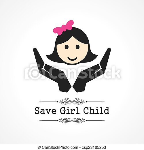 Save girl child stock illustration images 619 save girl child illustrations available to search from thousands of royalty free eps vector clip art graphics