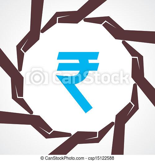 Save money concept - csp15122588