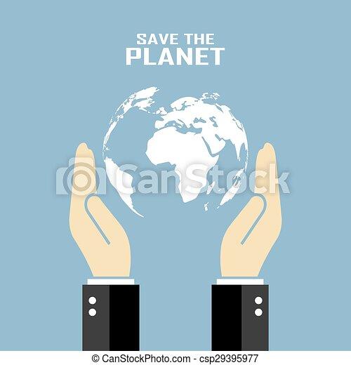 Save planet - csp29395977