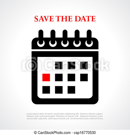 Save the date - csp16770530