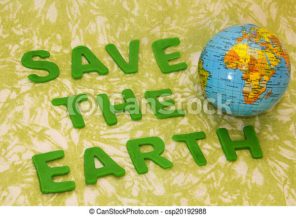 save the earth - csp20192988