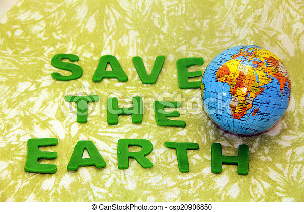 save the earth - csp20906850