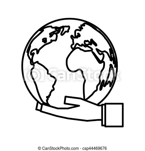 Save the world icon vector illustration graphic design vectors save the world csp44469676 publicscrutiny Choice Image