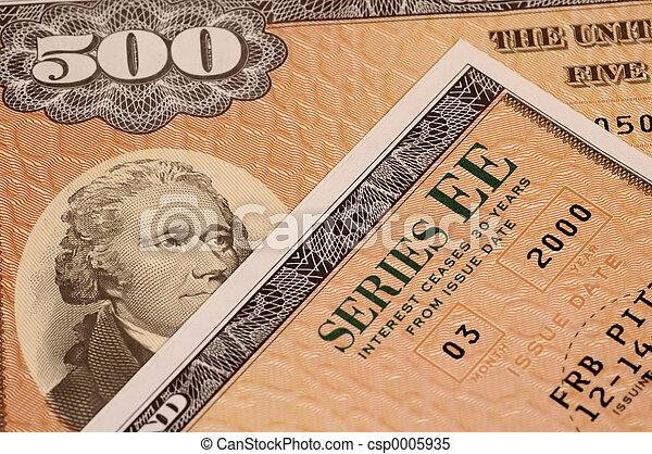 Savings Bond - csp0005935