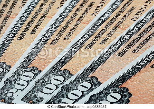 savings bond - csp0538984