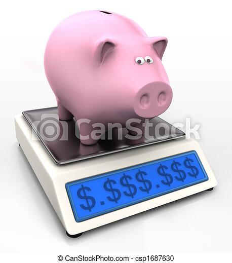 Savings - csp1687630