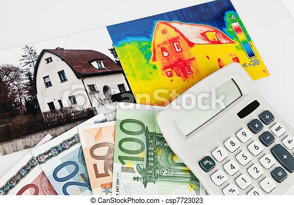 Ahorros de energía. - csp7723023