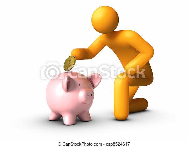 Savings - csp8524617