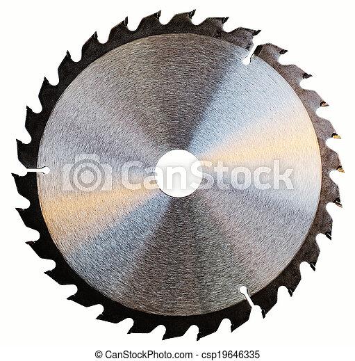 saw-blade - csp19646335