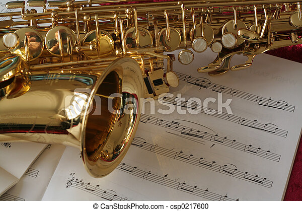 Saxophone - csp0217600