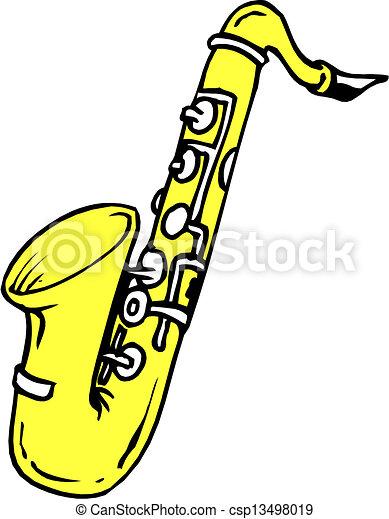 saxophone vector clip art search illustration drawings and eps rh canstockphoto com saxaphone clipart saxophone player clipart