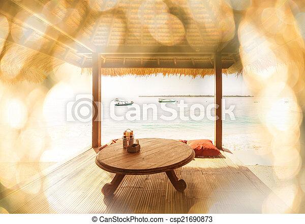 scène plage - csp21690873
