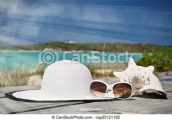scène plage - csp23121192