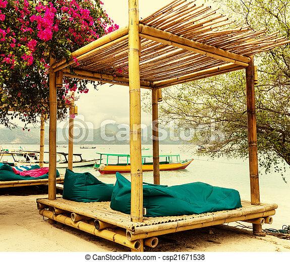 scène plage - csp21671538