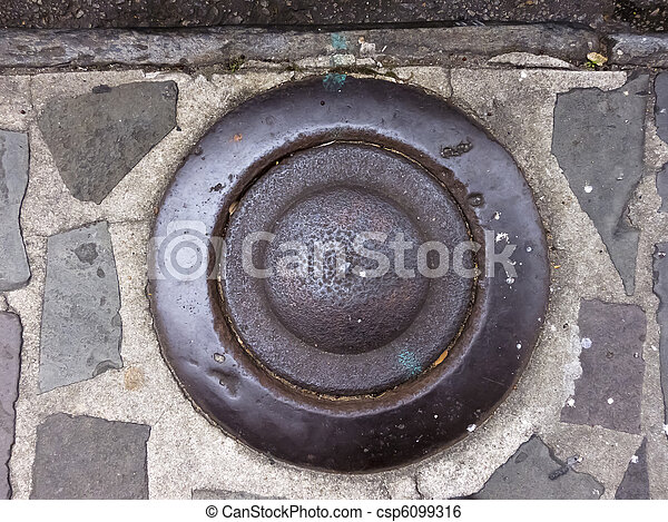 SC Manhole Cover - csp6099316