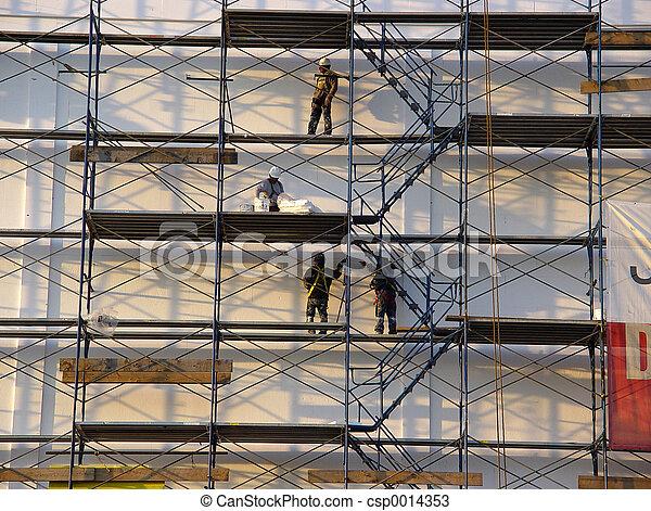 Scaffolding - csp0014353