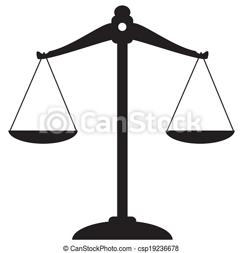 brass scale illustrations and clip art 1 089 brass scale royalty rh canstockphoto com Uneven Scales of Justice Unbalanced Scales of Justice