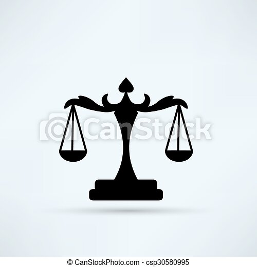 scales of Justice - csp30580995