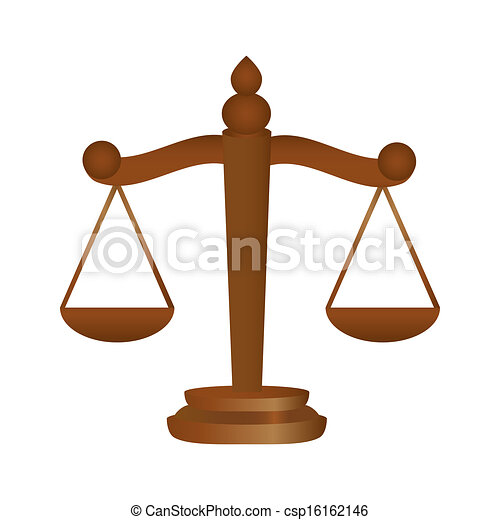 Scales of Justice - csp16162146