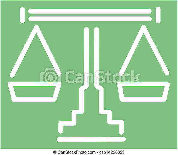 Scales of Justice - csp14226823