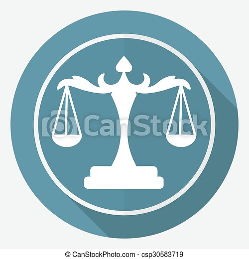 scales of Justice - csp30583719