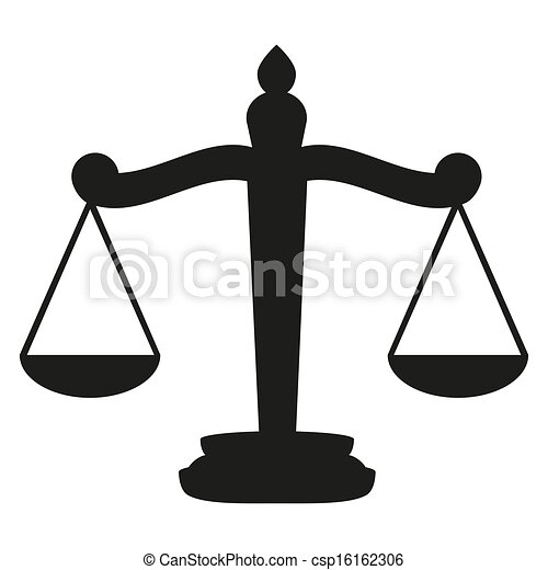 scales of justice stock illustrations 4 091 scales of justice clip rh canstockphoto com Lady Justice Clip Art Criminal Justice Clip Art