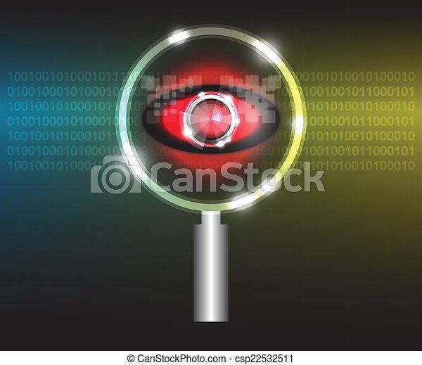 Scan virus - csp22532511