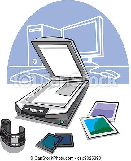scanner - csp9026390