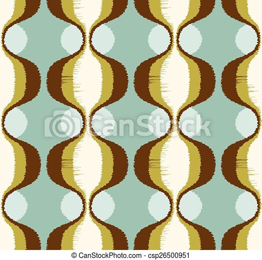 scarabocchio, modello, seamless, ornamento - csp26500951