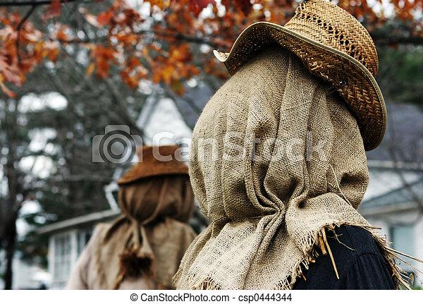 Scarecrows - csp0444344