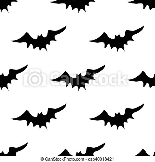 Scary Bats - csp40018421
