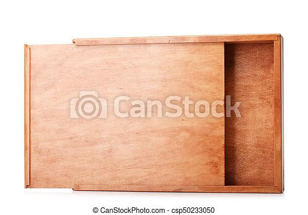 Legno Naturale Bianco : Scatola box contenitore legno magazzino isolato wood