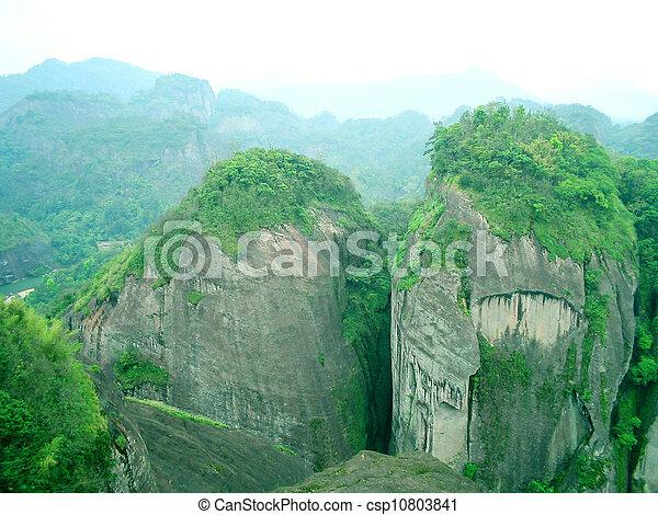 scenario, wuyishan, natura - csp10803841