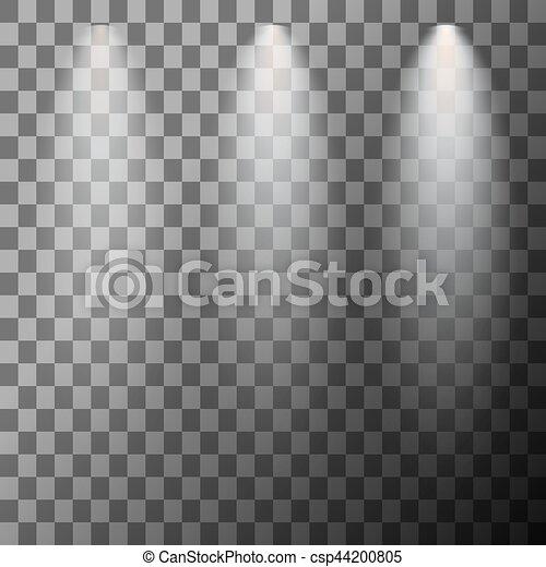 Scene illumination spotlight - csp44200805