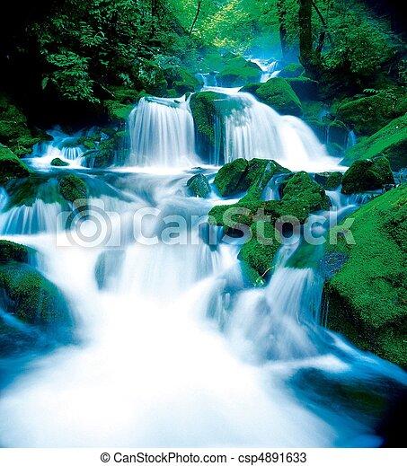 Scene of Nature - csp4891633