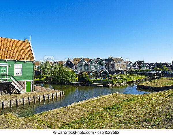 Scenics paesi bassi marken cottage holland provincia for Piani di costruzione di cottage gratuiti