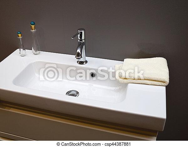 Schöne , badezimmer, modern, luxus, neues heim. Schöne ,... Bilder ...