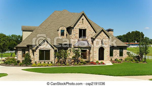 Ein schönes Zuhause - csp2191036