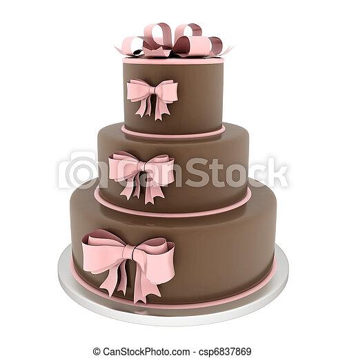 Schone Kuchen Wedding Schone Kuchen Weisser Hintergrund Wedding