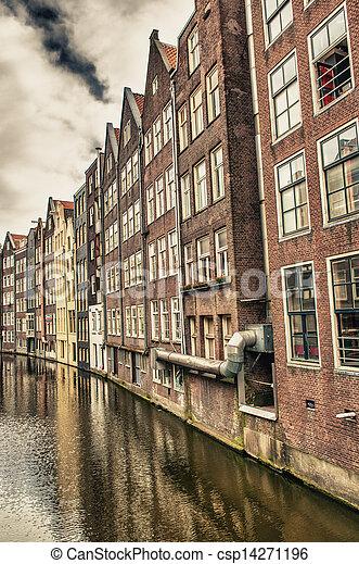 Architektur Amsterdam schöne stadt architektur amsterdam netherlands stockfotos