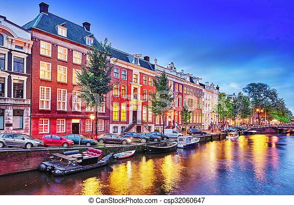 sch ne stadt time abend amsterdam sch ne stadt abend time niederlande amsterdam. Black Bedroom Furniture Sets. Home Design Ideas
