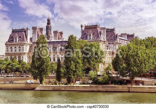 Schone Wade De La Villa Hotel Paris Meisten France Fluss Welt Stadte Ansicht